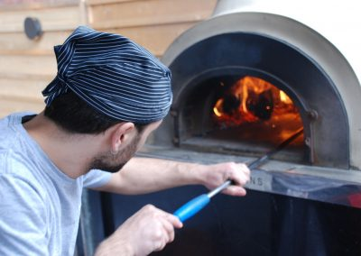 Proove oven