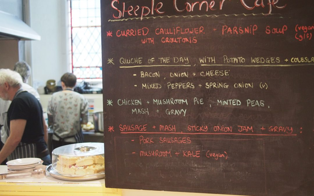 How to make Food Work for Sheffield